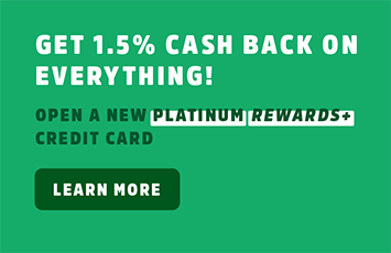 new platinum rewards plus credit card