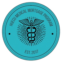 HUECU Medical mortgage logo
